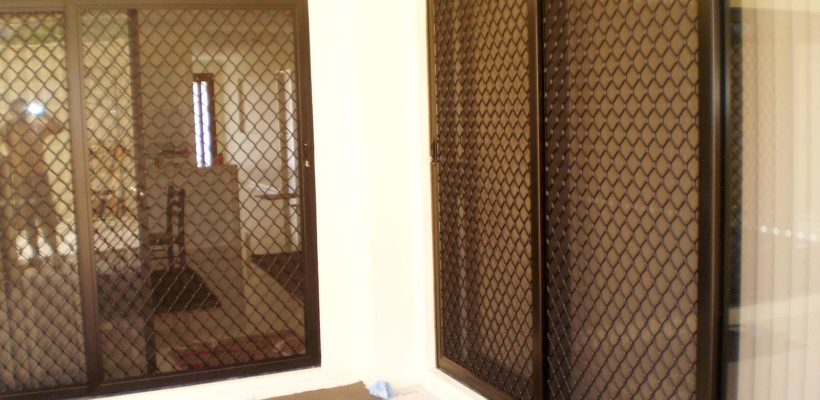 Security Screens and Security Doors